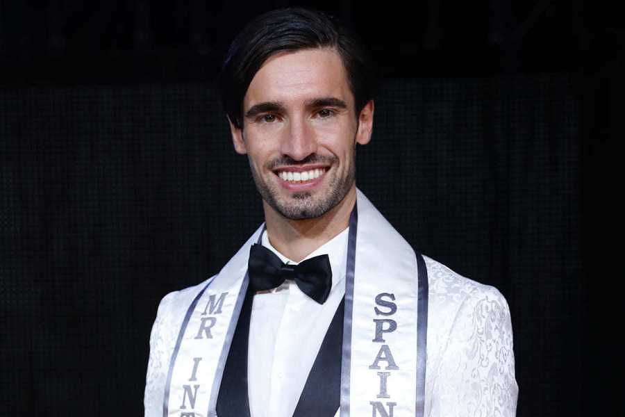 Manuel Romo, Mister International Spain 2020