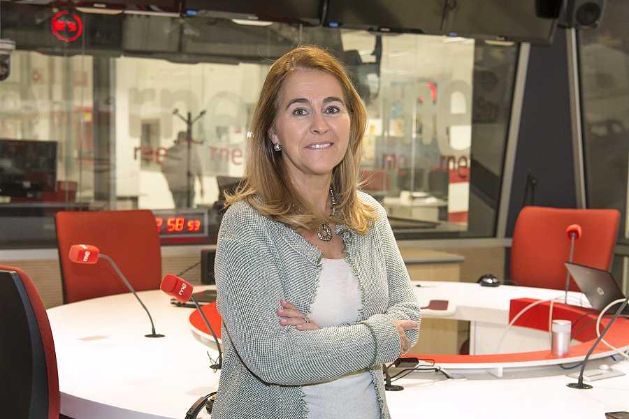 Paloma Zamorano, editora de Igualdad de RNE