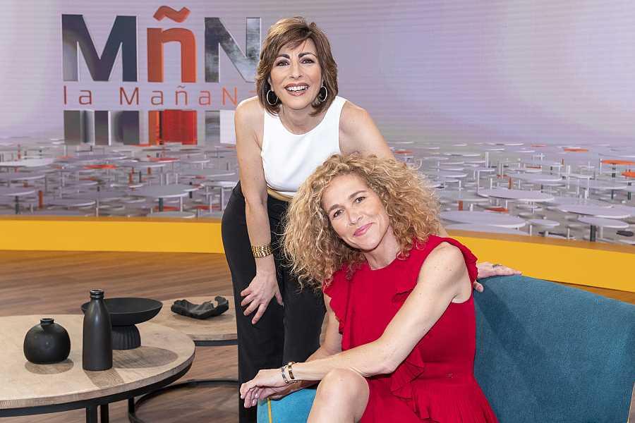 Mamen Asencio y Cristina Fernández nos acompañan este verano