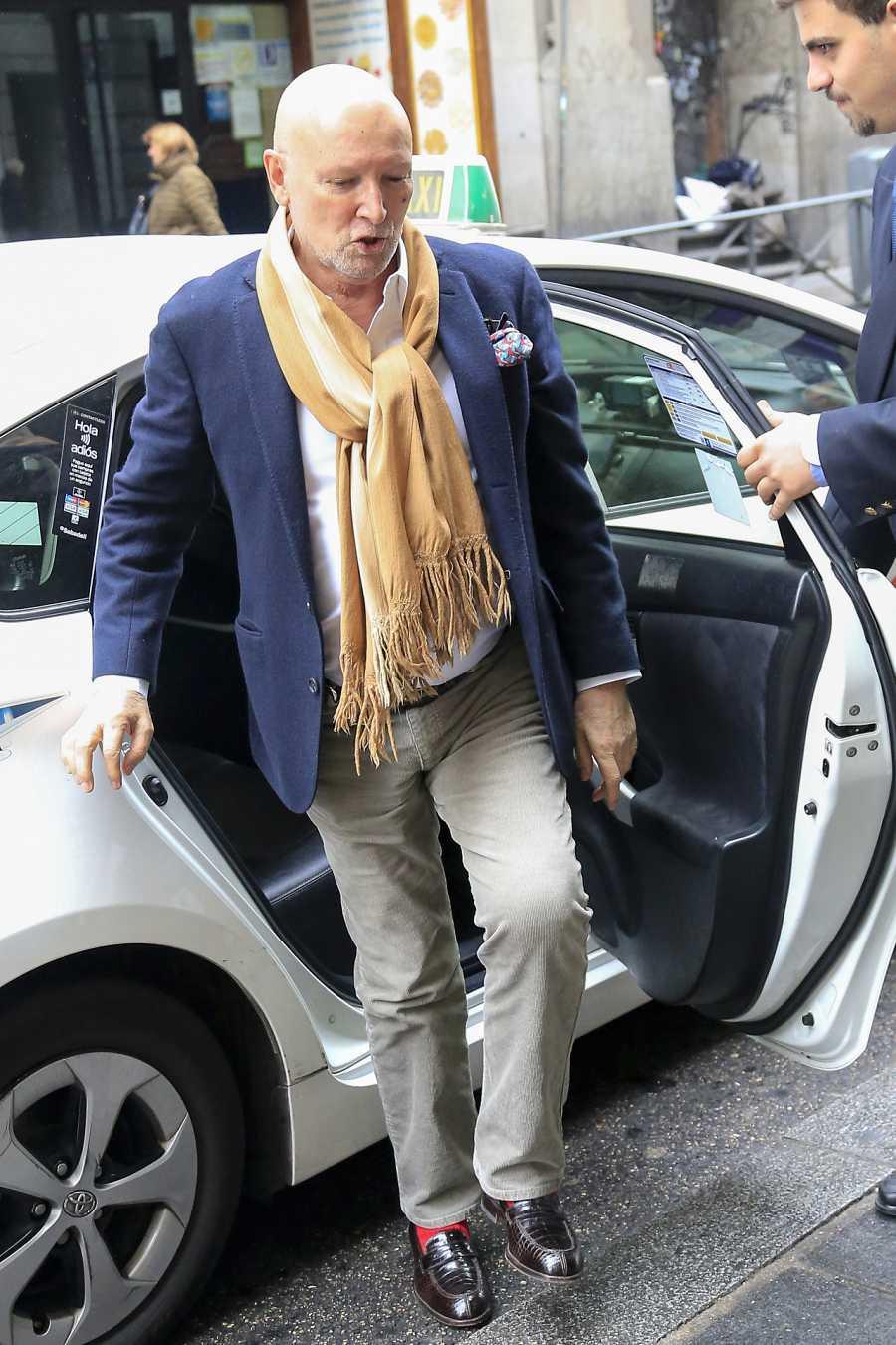 Carlos García Calvo en Madrid