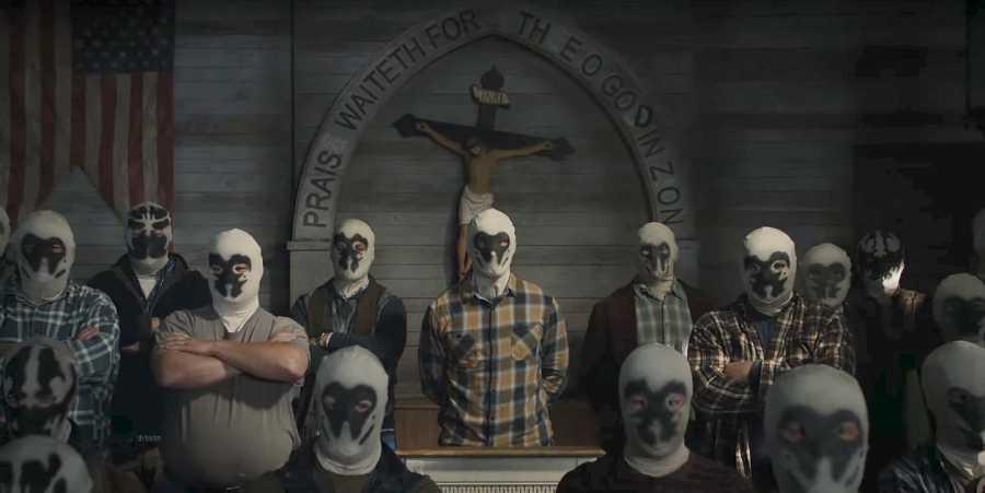 'Watchmen' reproduce un pasado de violencia racial en el futuro de Estados Unidos