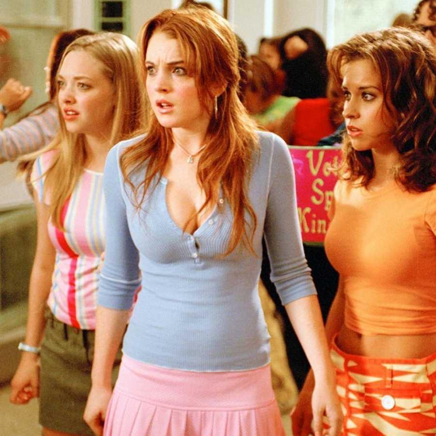 Lindsay Lohan protagonizó la icónica 'Chicas malas'