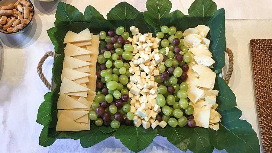 Con una decoración natural y sencilla podemos lograr que cualquier plato luzca más apetecible