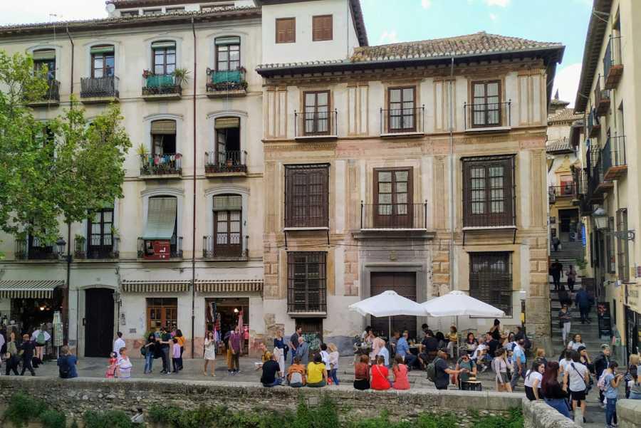 Aquí la Tierra - La Carrera del Darro, Granada