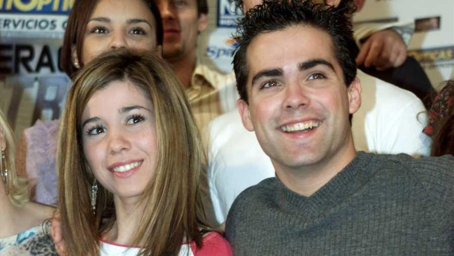 Natalia y Naim, los benjamines de OT 1, también fueron pareja