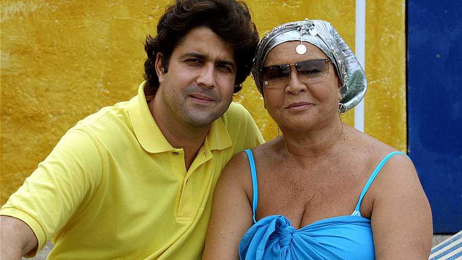 Sara Montiel y Tony Hernández, su cuarto marido