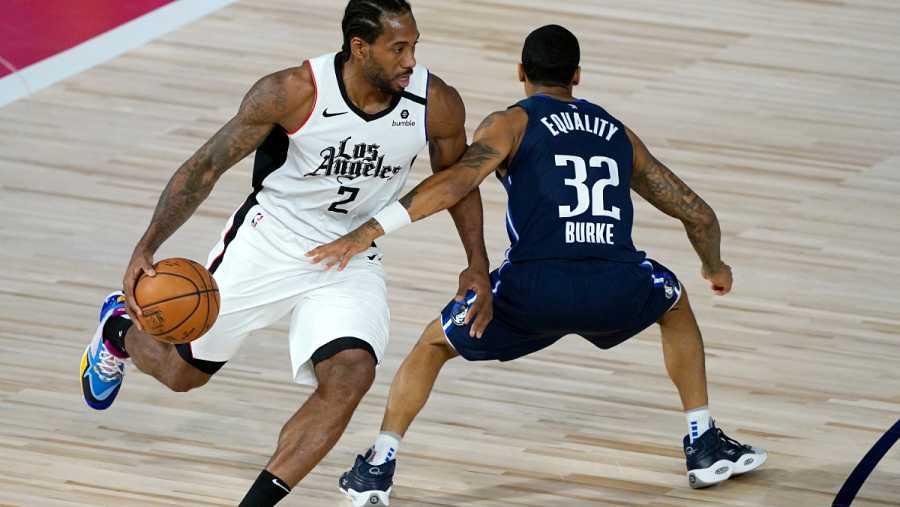 Imagen: Leonard conduce al triunfo a los Clippers