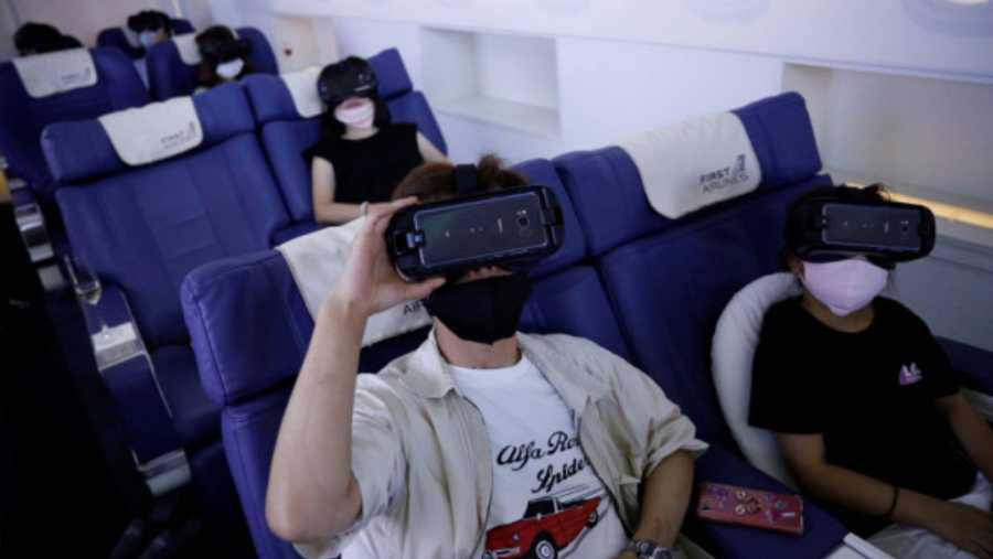 La realidad virtual permite a cada usuario sumergirse de lleno en la ciudad escogida