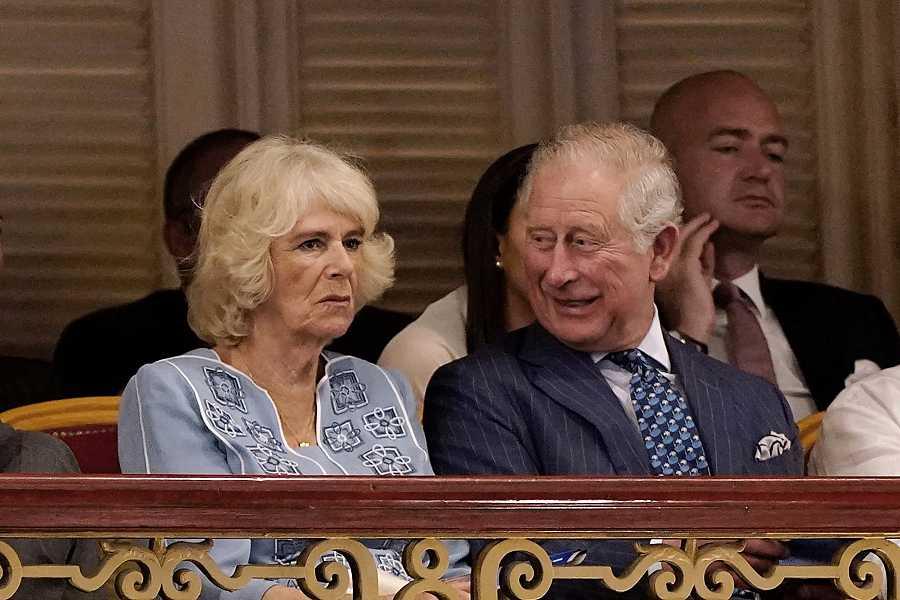 El príncipe Carlos y su esposa Camila, duquesa de Cornualles, asiste a evento en Gran Teatro de La Habana Alicia Alonso