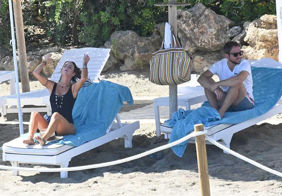 Amelia Bono y Manuel Martos en Marbella