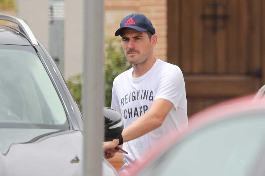 Iker Casillas en Corral de Almaguer