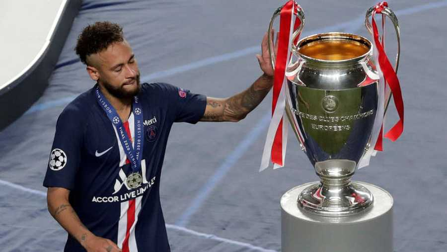 Neymar se queda sin Champions