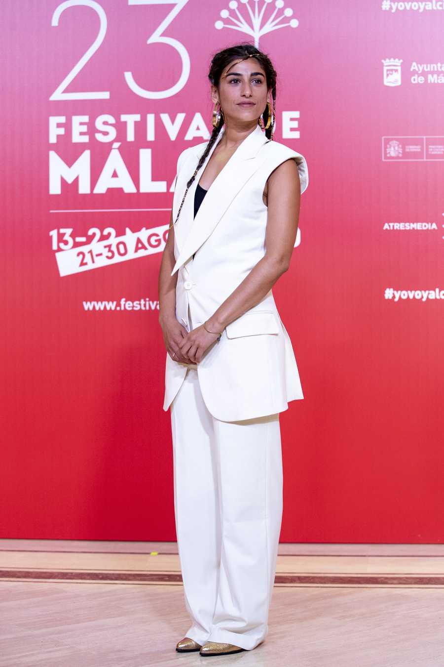 FESTIVAL MALAGA:  ALFOMBRA ROJA FESTIVAL DE CINE DE MALAGA