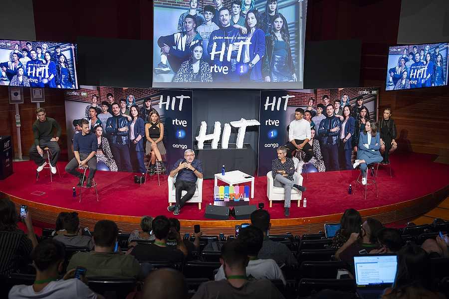 Presentación de HIT en el FesTVal