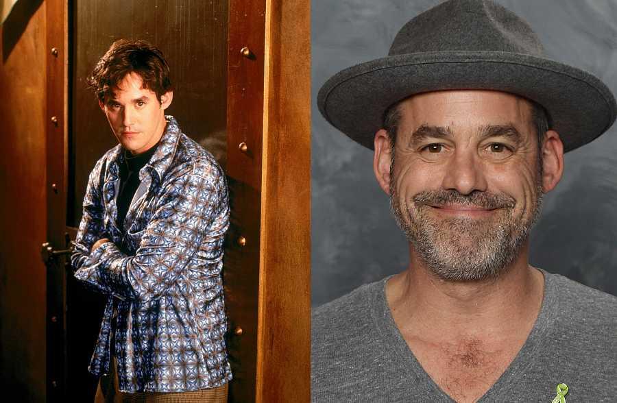 Nicholas Brendon (Xander Harris), antes y después de 'Buffy Cazavampiros'