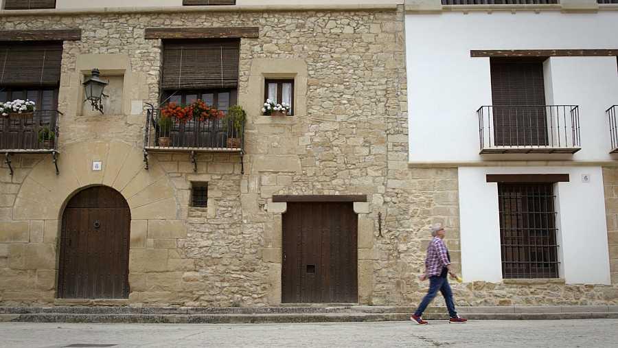 El Paisano visitará localidades como Rubielos de Mora (Teruel)