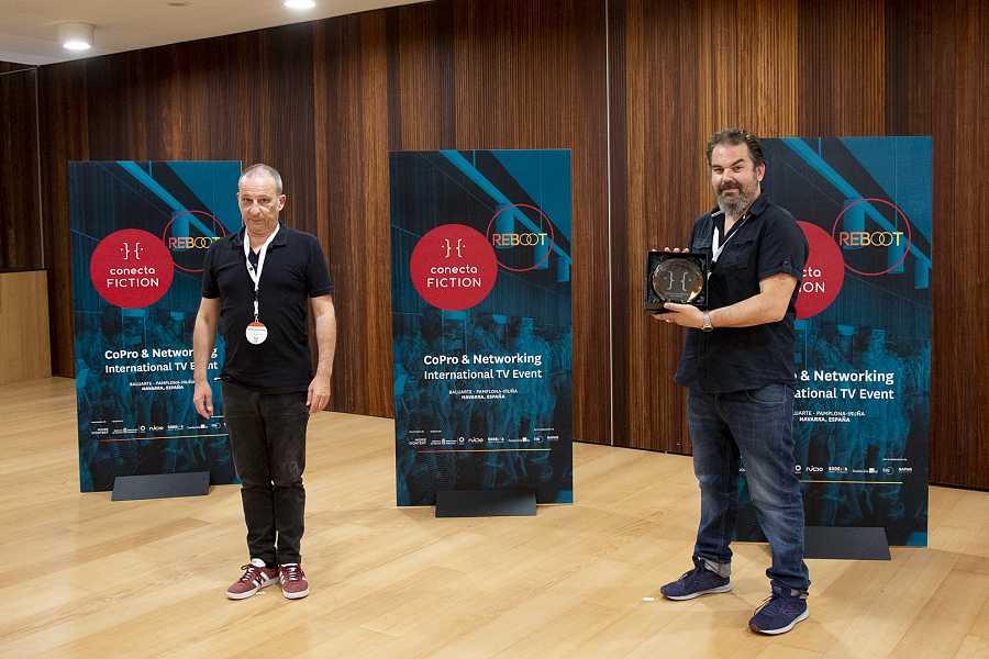 Premio RTVE para 'Demokracia'