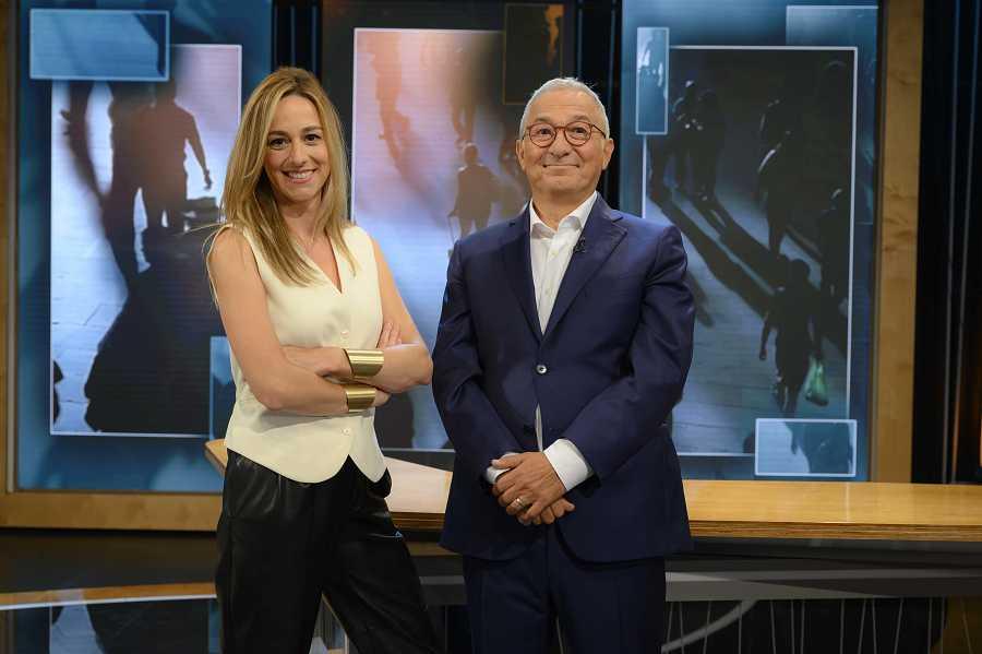 Xavier Sardà i Anna Boadas presentan 'Obrim fil'