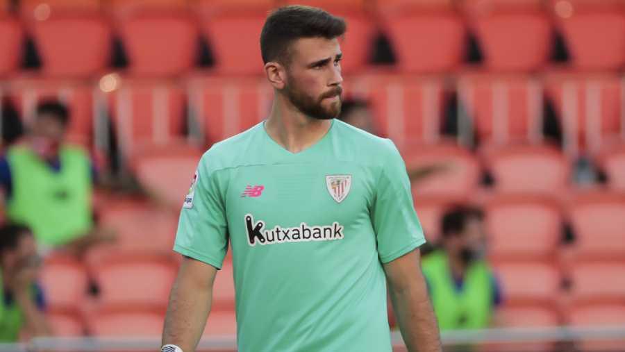 Unai Simón, 23 años - Athletic Club
