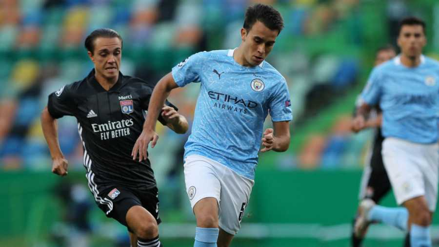 Eric García, 19 años - Manchester City