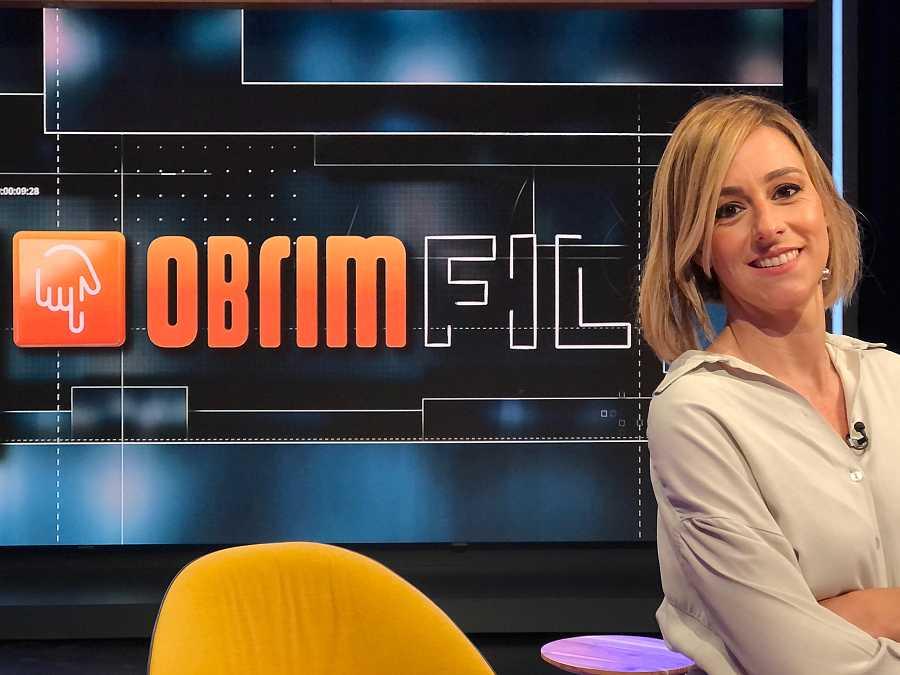 Ana Boadas, a Obrim Fil, de TVE Catalunya