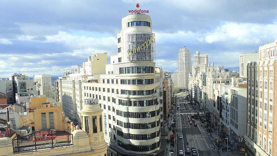 Visita las mejores azoteas de Madrid.