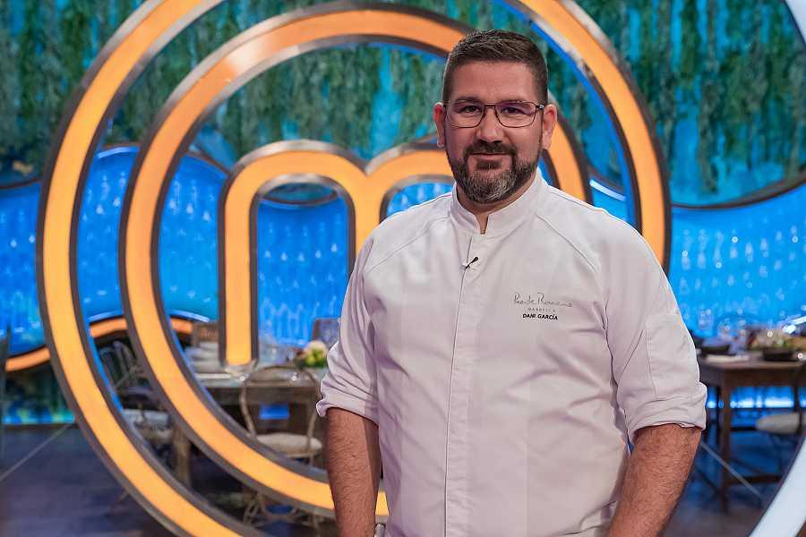 Dani Garcia vuelve también a las cocinas de MasterChef