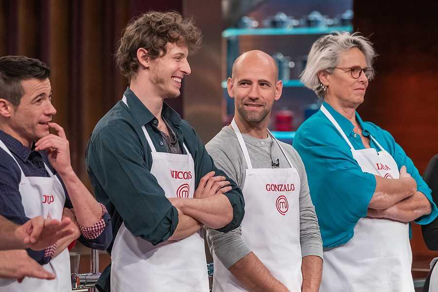 Los nuevos aspirantes, de estreno en las cocinas