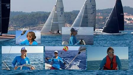 Imágenes de Marián de Elche, Lorena de Cartagena, Fátima de Jerez, María de Barakaldo y Nuria de Teruel.