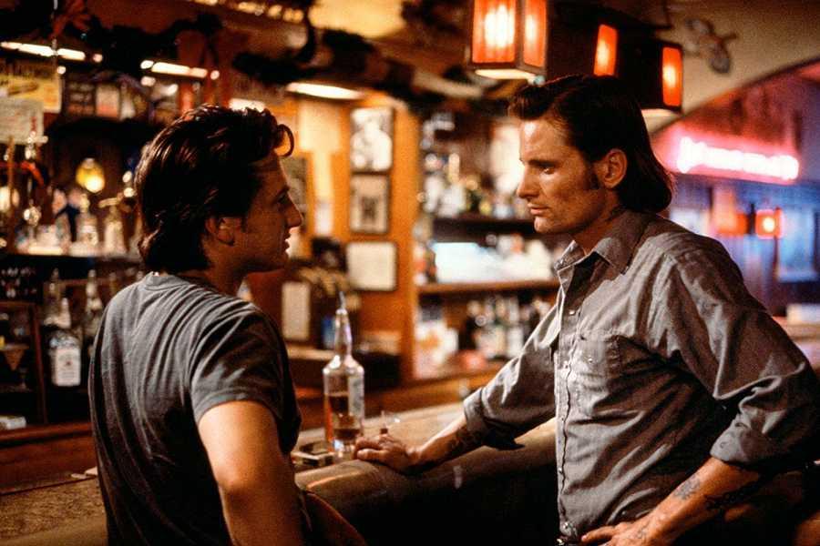 Viggo Mortensen a las órdenes de Sean Penn en 'Extraño vínculo de sangre' (1991)