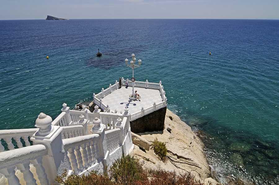 Balcón al Mediterráneo, Benidorm, Costa Blanca