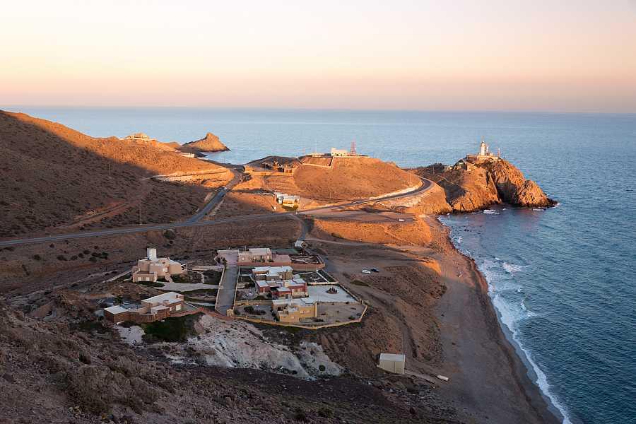 Faro en Cabo de Gata, Almería