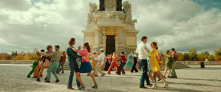 'Explota Explota' bebe de los musicales clásicos norteamericanos y se rodó en distintas localizaciones de Madrid