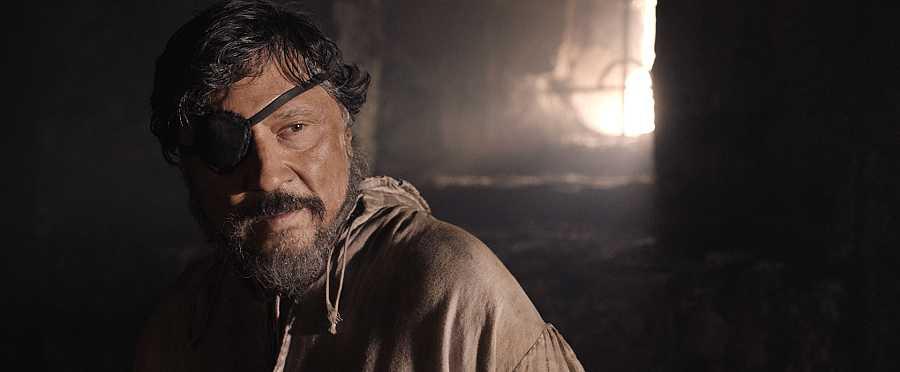 Carlos Bardem es Diego de Almagro en 'Inés del alma mía'
