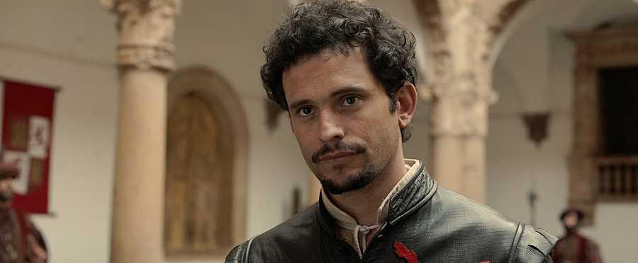 Pedro Fontaine es Gómez en 'Inés del alma mía'