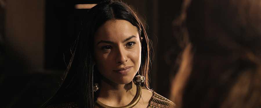 Antonia Giesen es Cecilia en 'Inés del alma mía'
