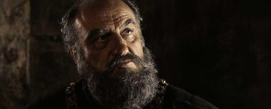 Francesc Orella es Francisco Pizarro en 'Inés del alma mía'
