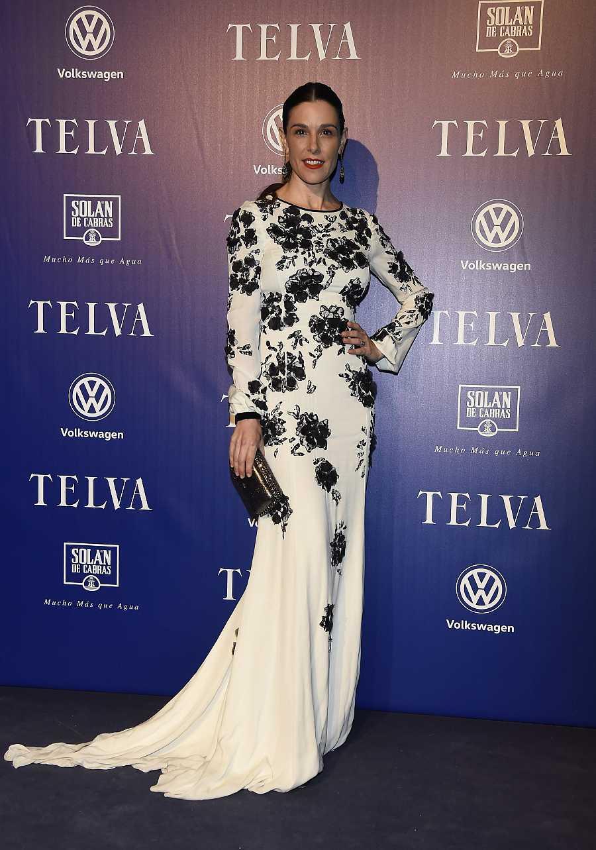 Raquel Sánchez Silva durante la 25 edición de los premios 2015