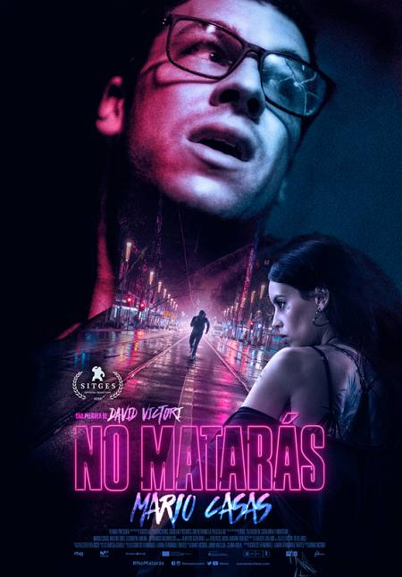 Mario Casas protagoniza 'No matarás'