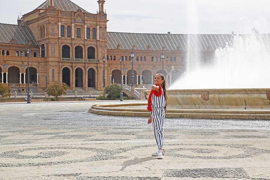 El videoclip de 'Palante' ha sido rodado principalmente en Sevilla