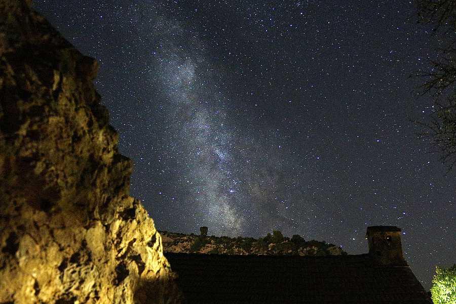 La próxima lluvia de estrellas: Las Dracónidas
