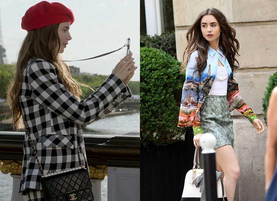 Emily se viste de París aunque nadie en la ciudad lo ve con buenos ojos