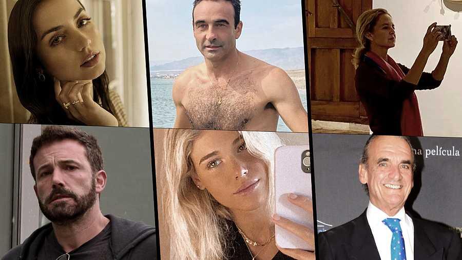 16 parejas con mucha diferencia de edad