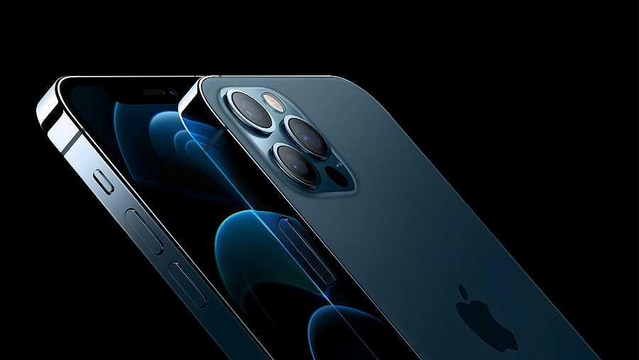 El nuevo iPhone 12, el primer móvil de Apple compatible con la red 5G