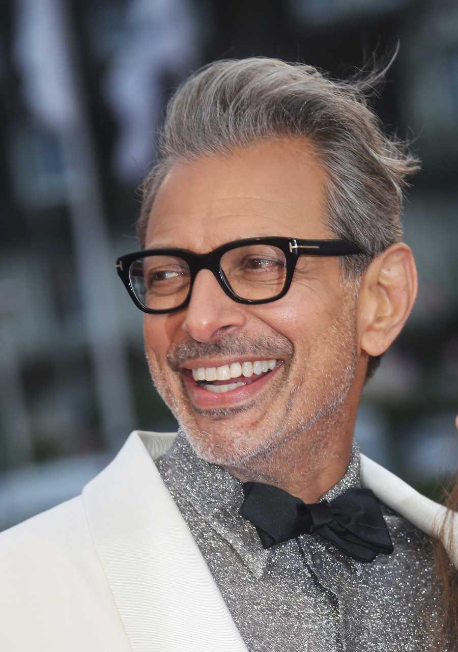 Jeff Goldblum uno de los protagonistas de Jurassic World