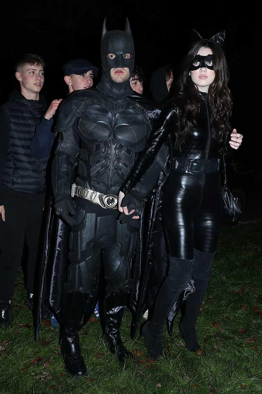 Liam Payne, Batman por Halloween