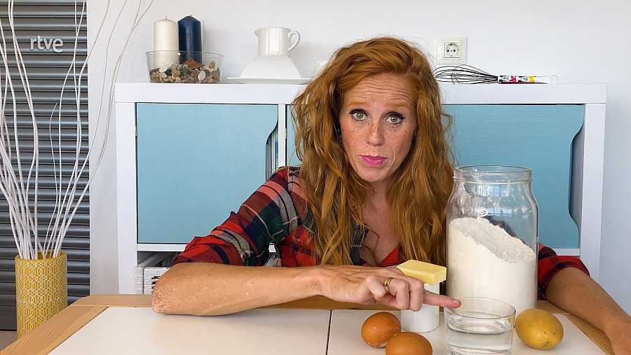 Cómo preparar falsos 'churros' con huevo y patata