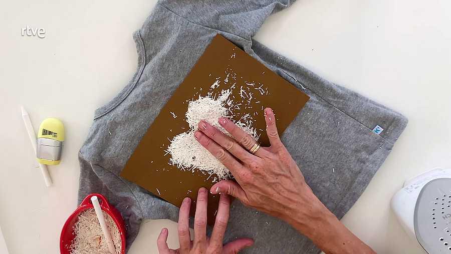 Customizar una sudadera: Paso 1