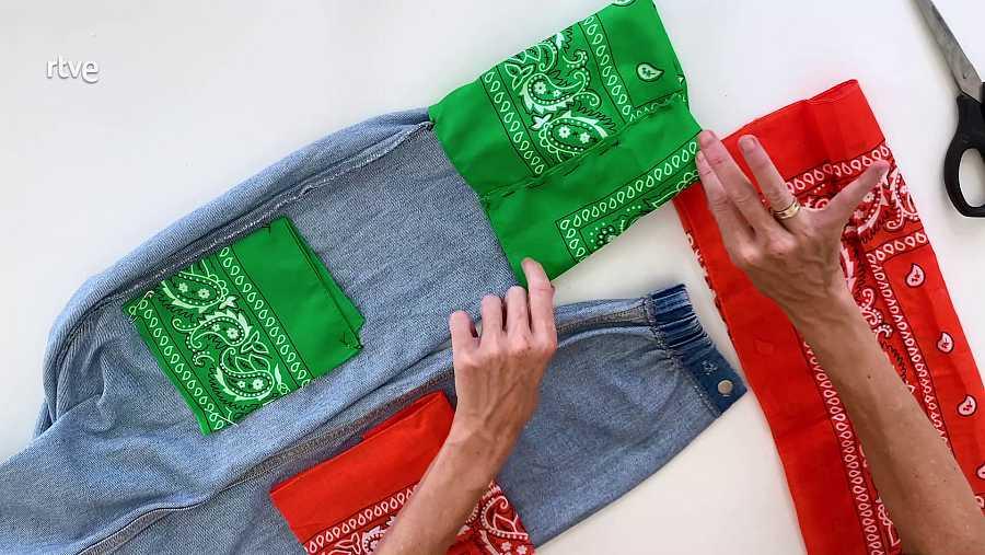 Customizar un pantalón: Paso 1
