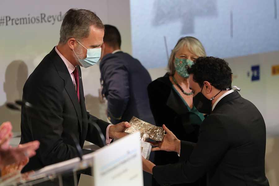 XXXVII edición de los Premios Internacionales de Periodismo Rey de España